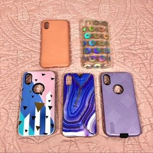 iPhone X Apple Phone Cases